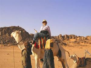 diane.on.camel